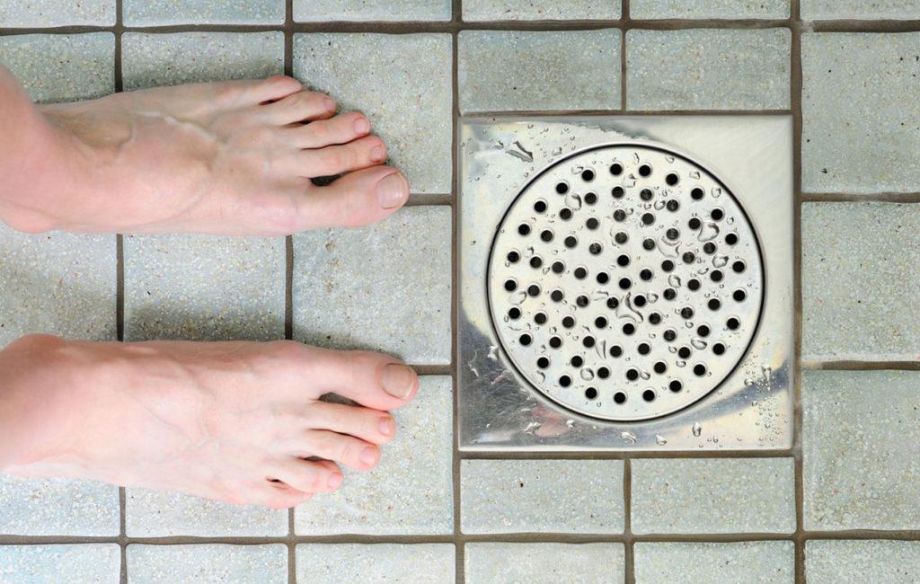 Milloin viimeksi olet putsannut lattiakaivon?
