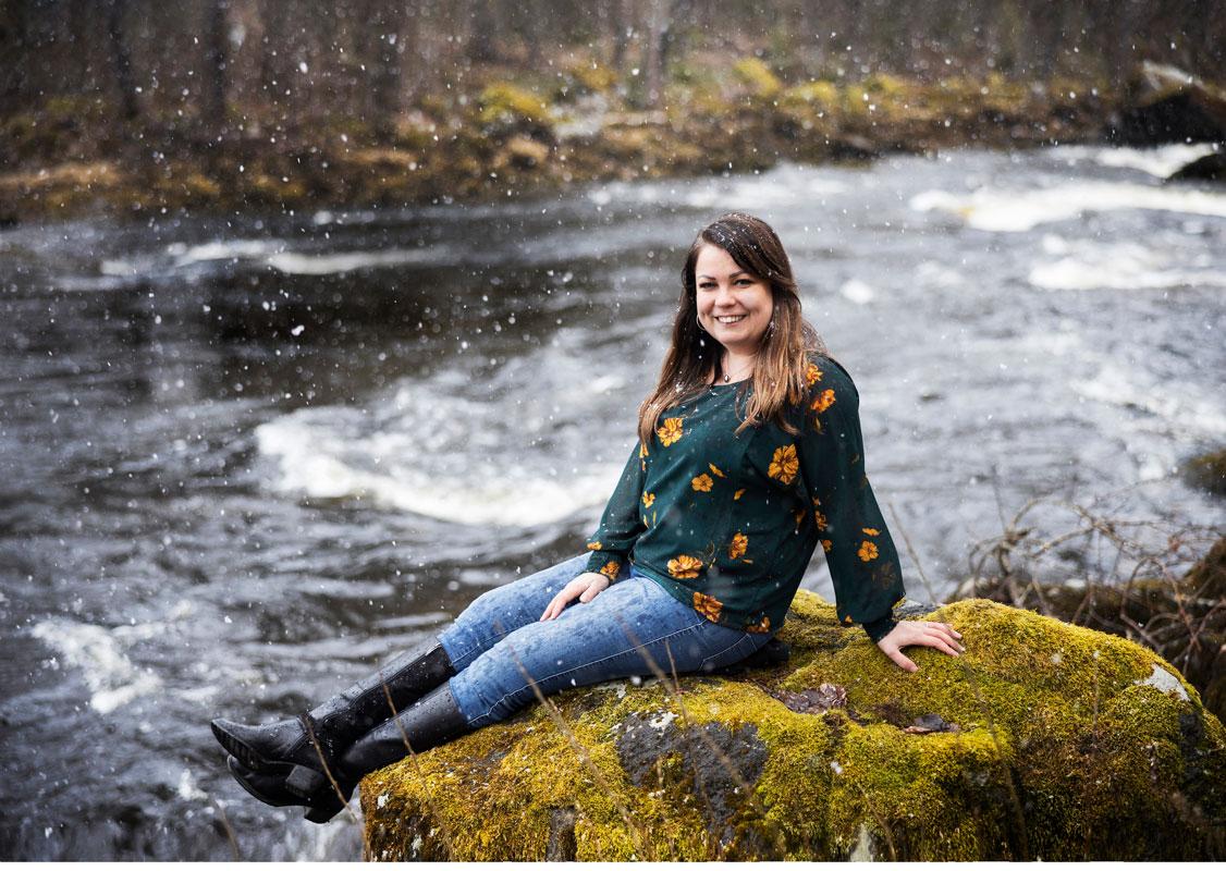 Nina Pesosen tyttärellä Nupulla todettiin vauvana kromosomipoikkeama. Ninan ystävä Sanna on tukenut häntä siitä asti.