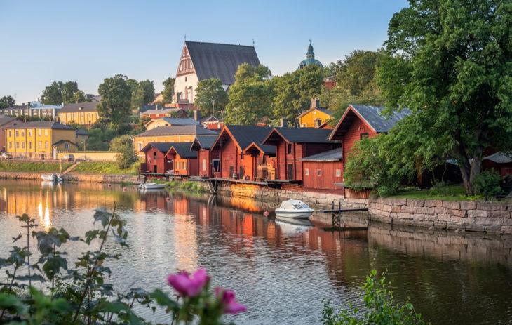 Minne matkustaa kesällä 2020? Vanha Porvoo on hyvä vaihtoehto.