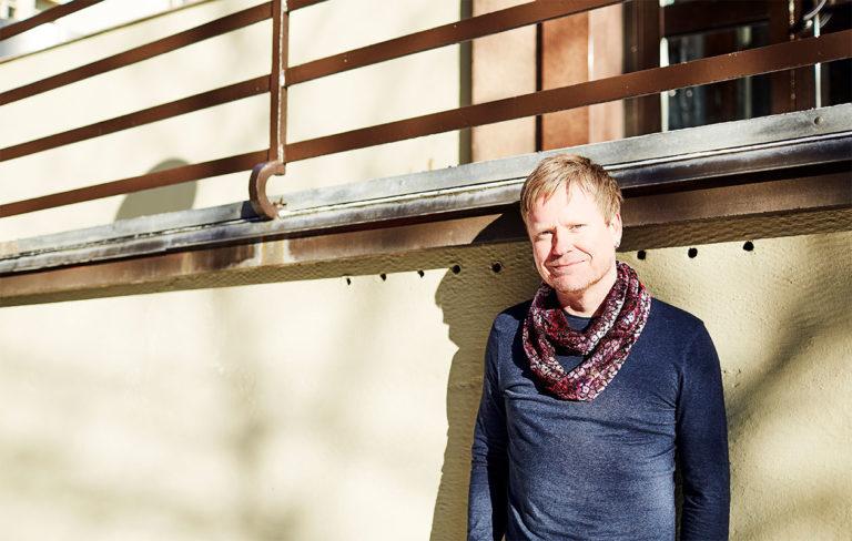 Kuvassa Sami Minkkinen.