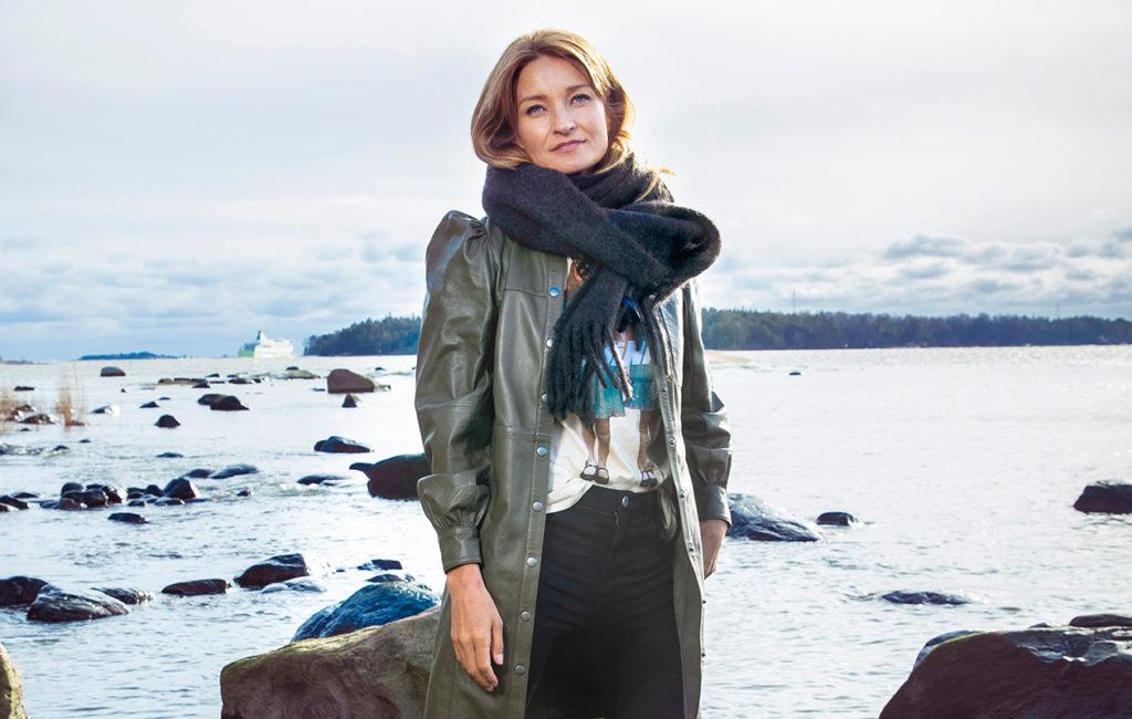 – Minulla on aina ollut vahva oikeudentunto, enkä pelkää konflikteja, Matleena Kuusniemi kertoo.