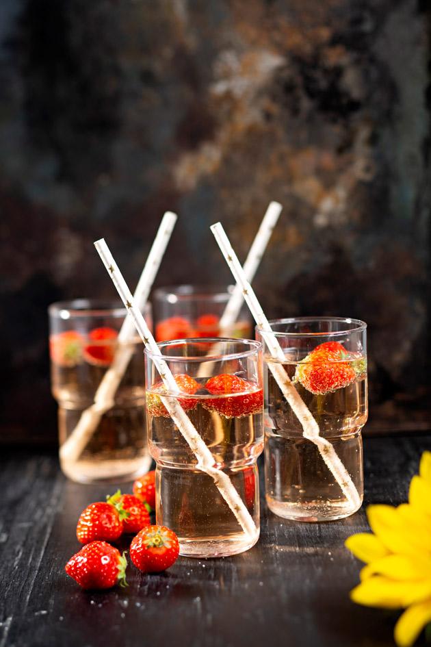 raparperi gin&tonic