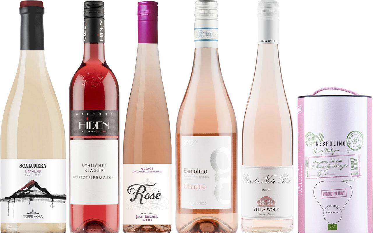 Ilkka Sirén on Annan viiniasiantuntija, joka tykkää roseeviinistä kesällä, mutta rakastaa sitä syksyllä.