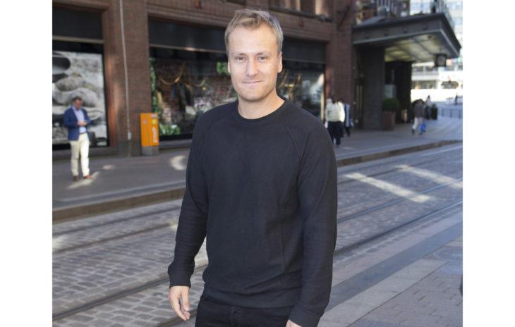 Muodonmuutos: Heikki vuonna 2016.