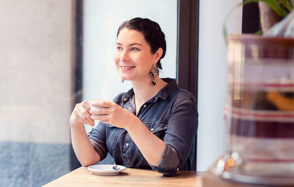 Kansanedustaja Emma Kari kertoi raskaudestaan Anna-lehdelle alkuvuodesta.