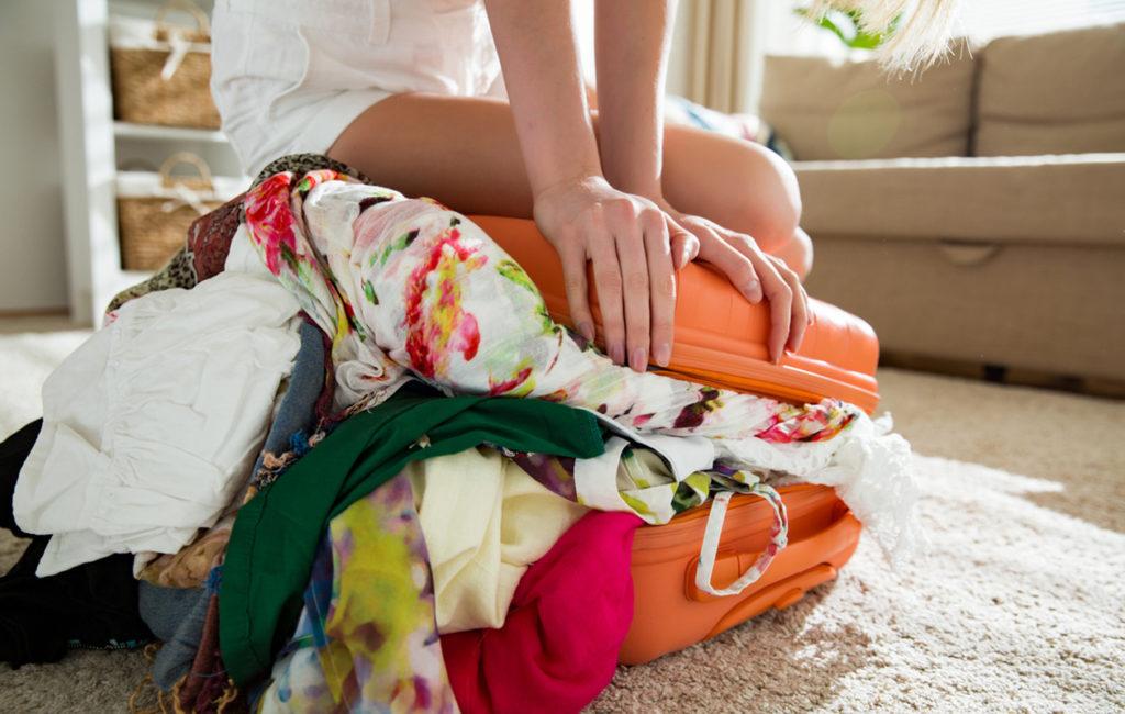 Matkalaukun pakkaaminen on taitolaji: katso vinkit jutusta!
