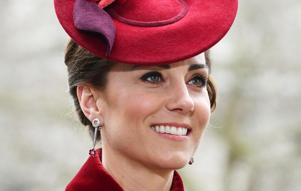 Cambridgen herttuatar Catherine on hurmannut britit.