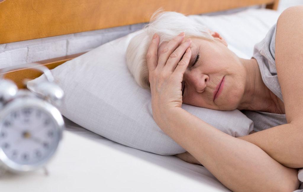 Unettomuus on kehon ja mielen ylivireystila.