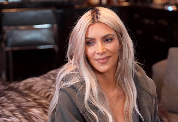 Netflix julkaisi Keeping Up with the Kardashians -sarjan kaksi ensimmäistä kautta. Kuvassa Kim Kardashian.