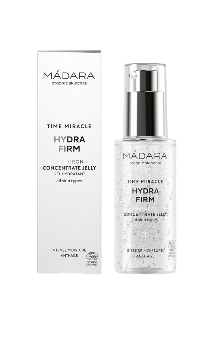 Mádara Hydra Firm Hyaluron Concentrate Jelly 75 ml 38 e