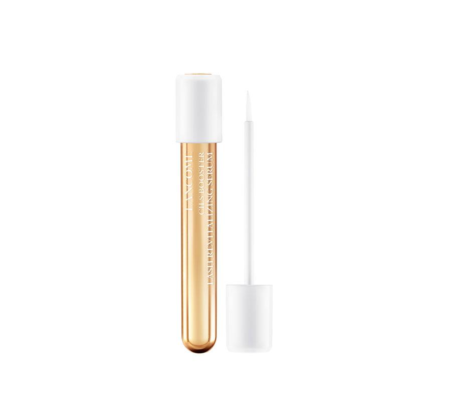8.Lancôme Lash Revitalizing -seerumi vahvistaa ripsiä, jotka ottavat auringosta iskua yhtä lailla kuin hiuksetkin eli kuivuvat ja haurastuvat. Neljän viikon kuuri hoitaa ja elvyttää ripsiä, 49e.