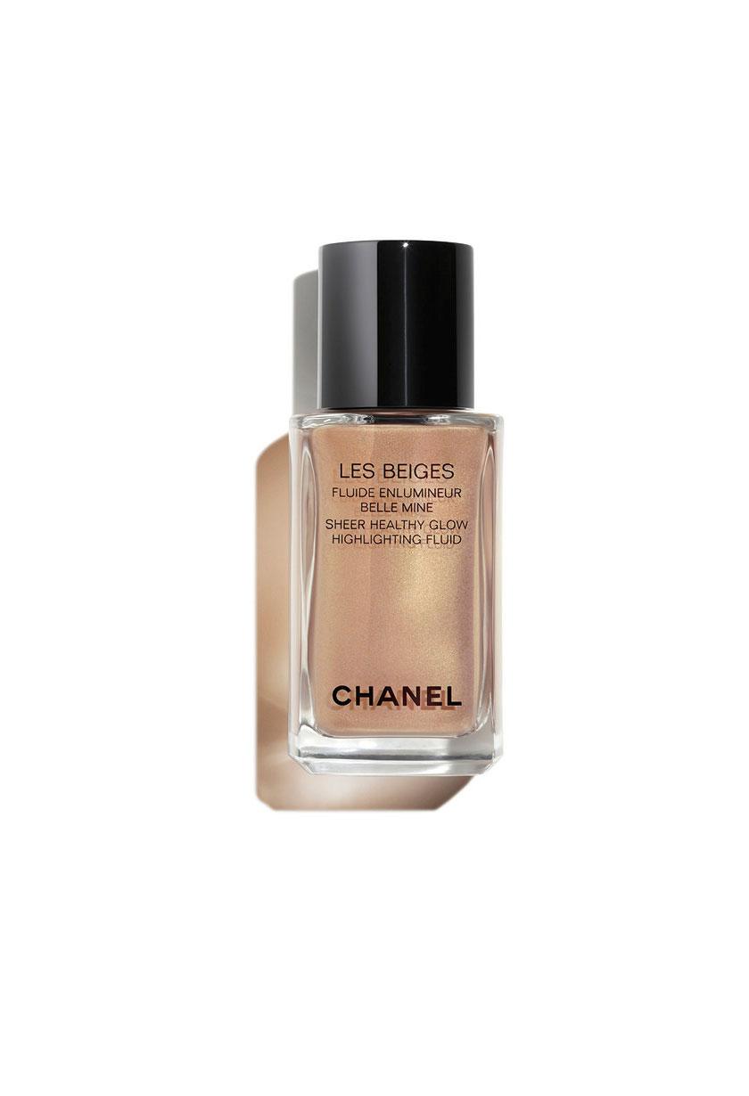 9.Chanel Les Beiges Sheer Healthy Glow on vasta tuloillaan myyntiin, mutta hyvää kannattaa odottaa. Tämä ohut ihomeikki saa sinut vielä syksymmälläkin näyttämään kauniin päivettyneeltä, ja sitä voi sipaista paitsi kasvoille myös vartalolle, 30ml 56e.