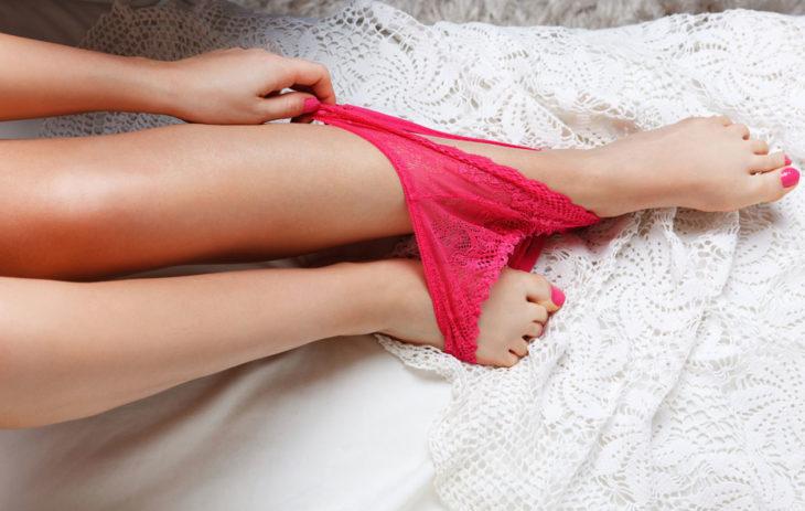 punaiset pikkuhousut, seksuaalinen itsetunto