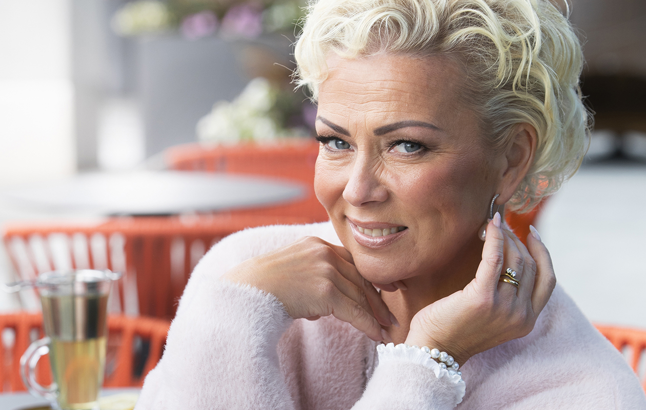Tanssii tähtien kanssa -tuomari Helena Ahti-Hallberg