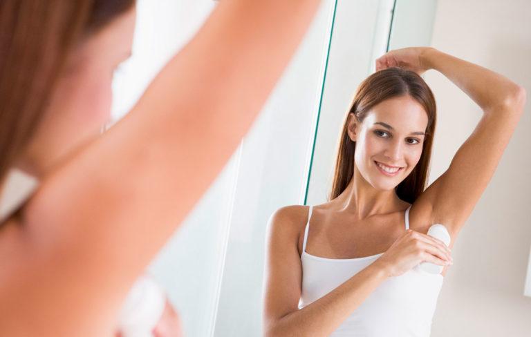 Anna testasi seitsemän erilaista deodoranttia ja antiperspiranttia.