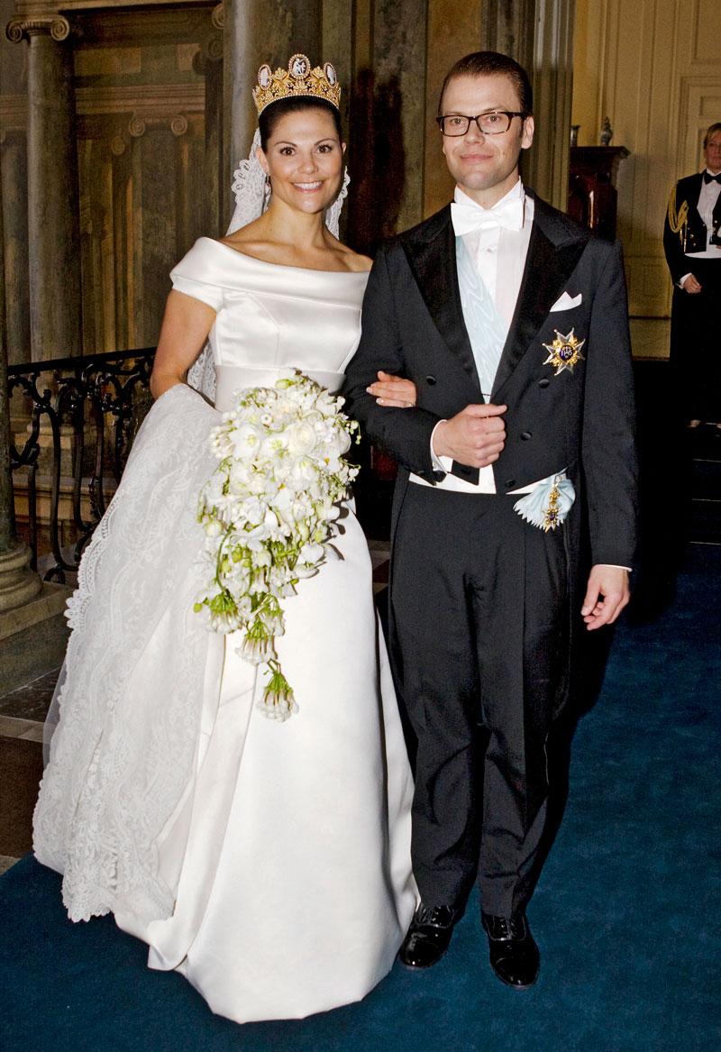 Prinsessa Victoria ja Daniel