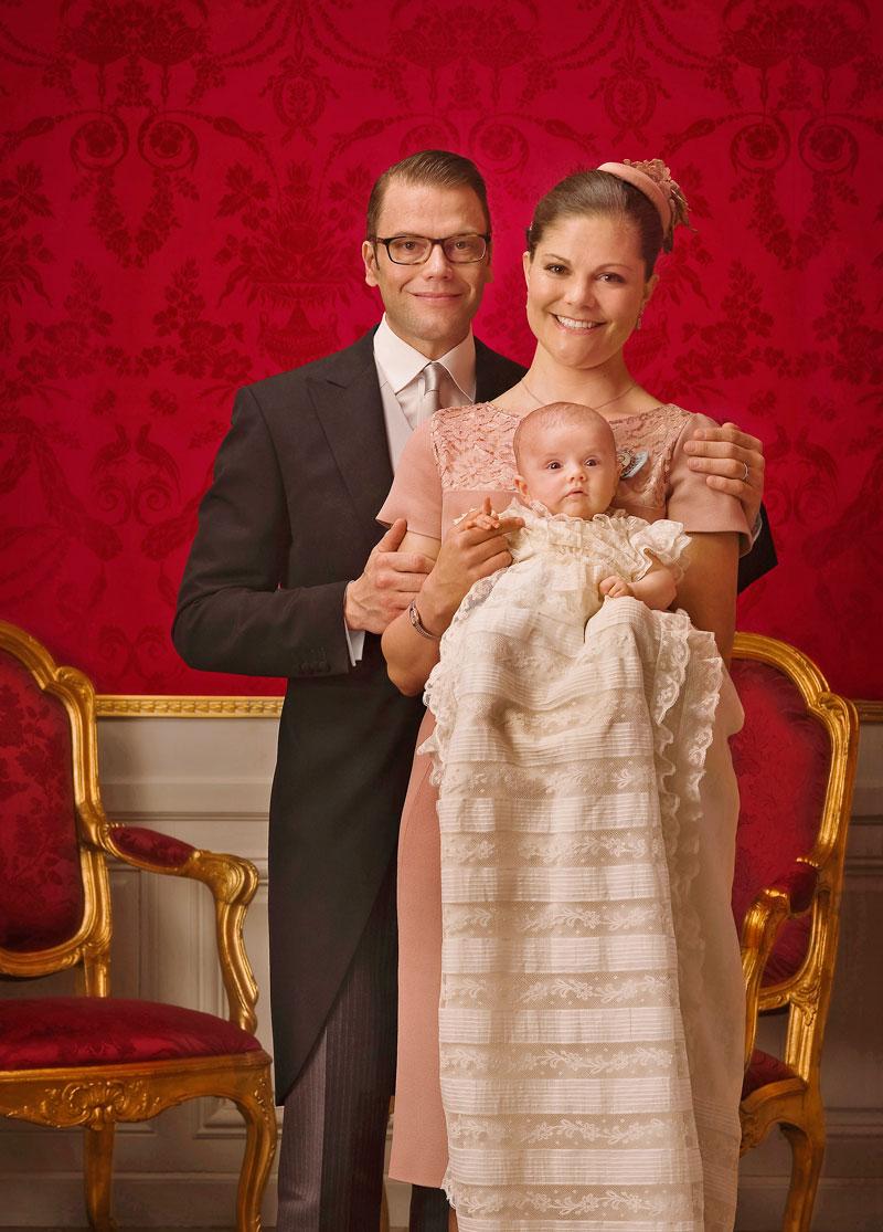 Victoria, Daniel ja Estelle