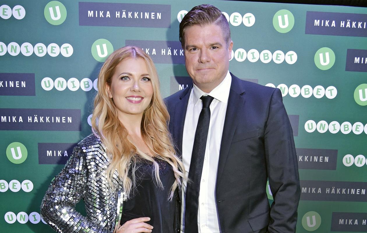 Jenni Alexandrova ja Jussi Heikelä