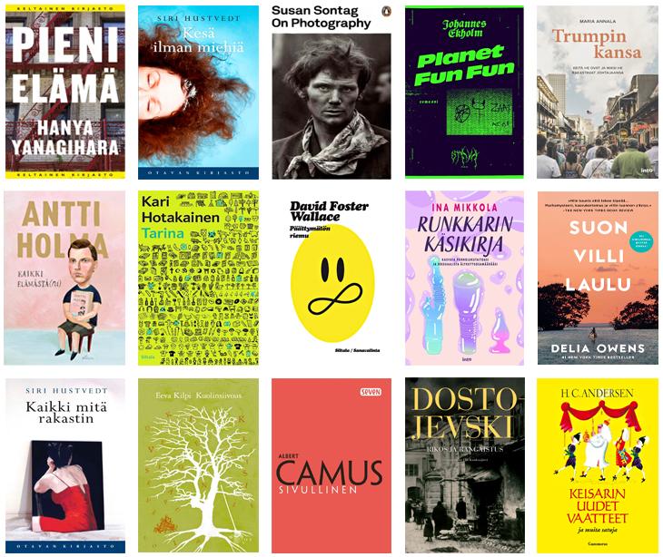 Syksyn 2020 kirjat ja vanhat klassikot tarjoavat tietoa, viihdettä, oivalluksia ja huumoria.
