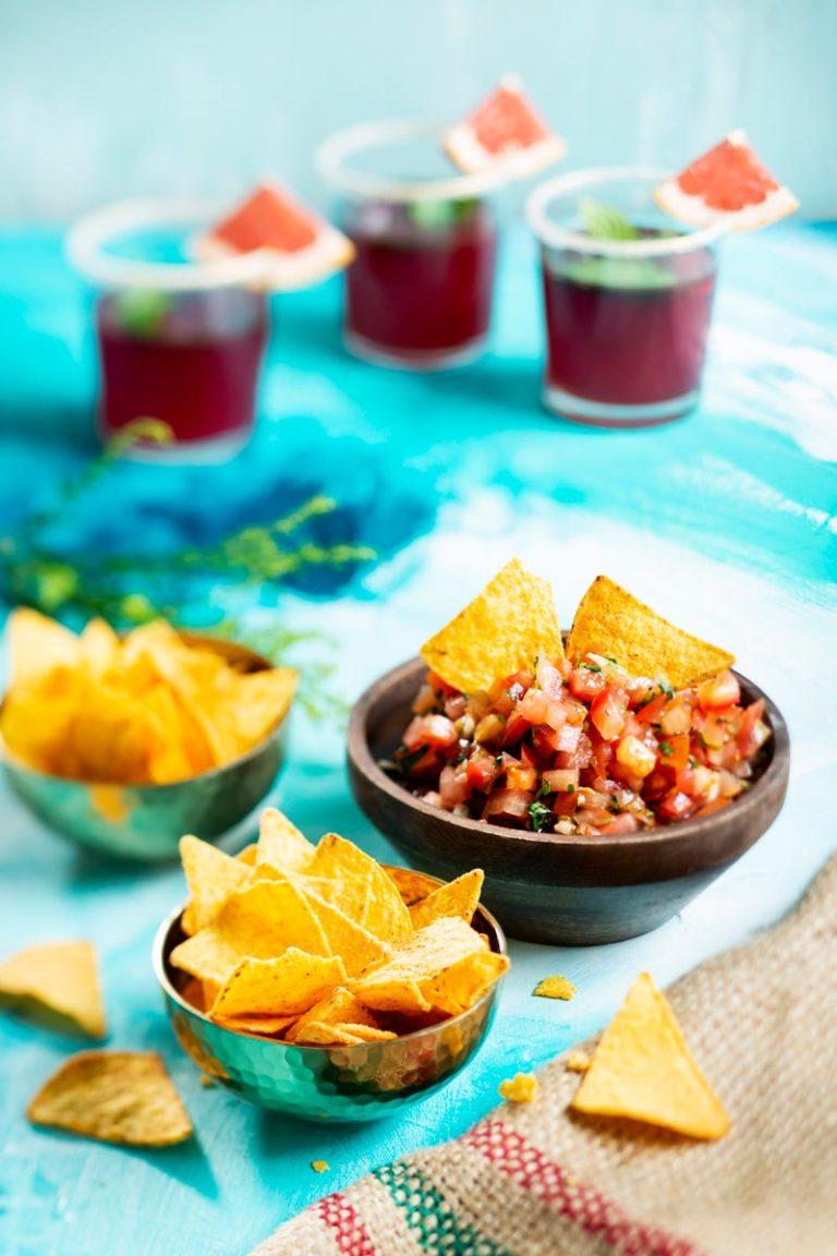 meksikolainen tomaattisalsa