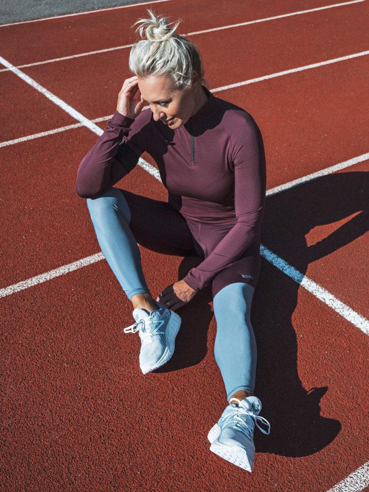 Tekniset vaatteet huolehtivat siitä, että iho pysyy kuivana ja lämpimänä.