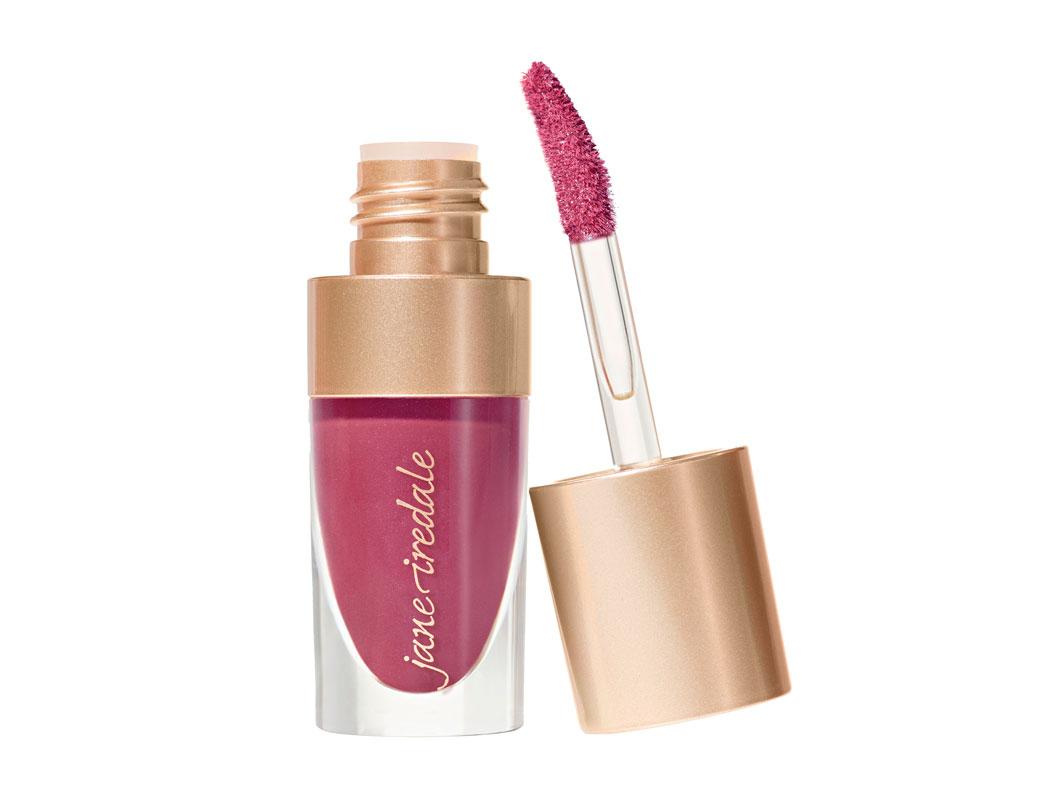 Jane Iredale Beyond Matte Liquid Lipstick on pitkään huulilla kestävä huulipuna, joka sisältää ohdakkeen siemenöljyä ja E-vitamiinia, 40 e.