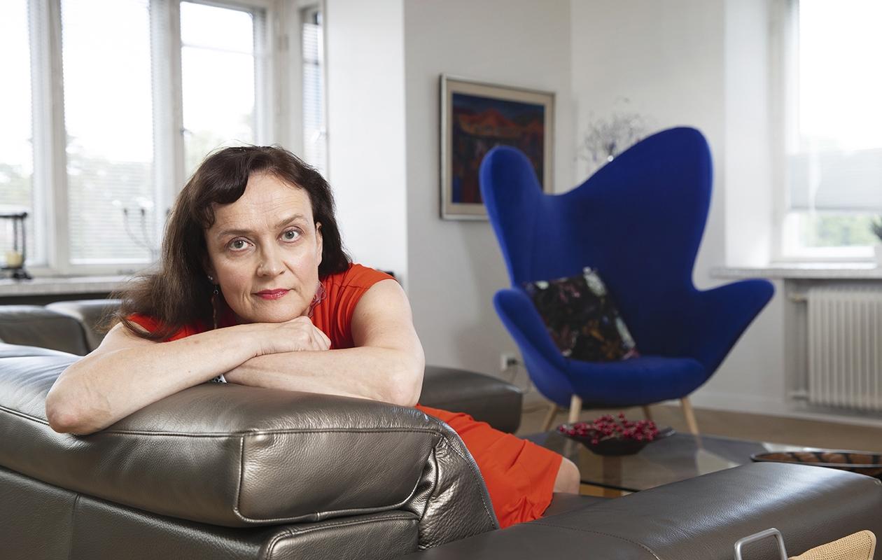 Leena Väisälä sanoo, että kaikkiseksiin liittyvä ajattelu ja unelmointi pitävät yllä vireyttä ja halua.