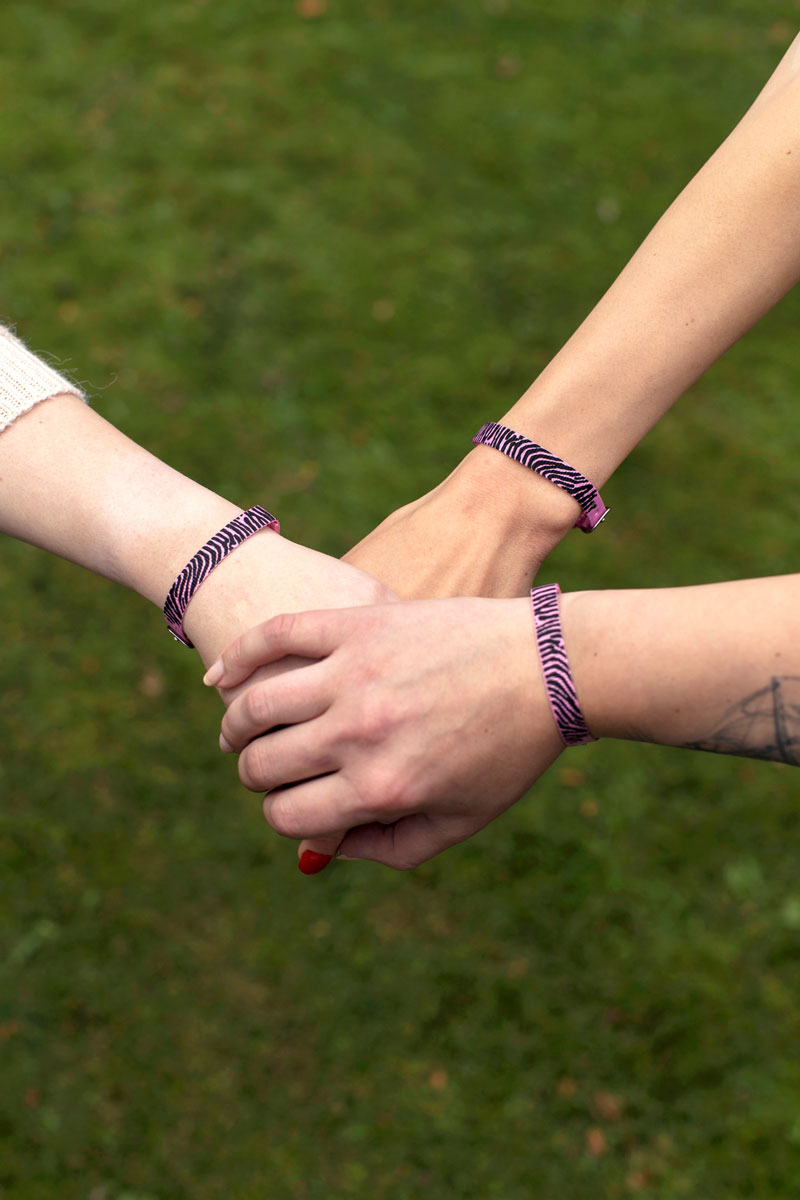 Siskokset toivovat, että Roosa nauha -kampanjan avulla saataisiin kerättyä lisää varoja periytyvän syöpäalttiuden tutkimukseen.
