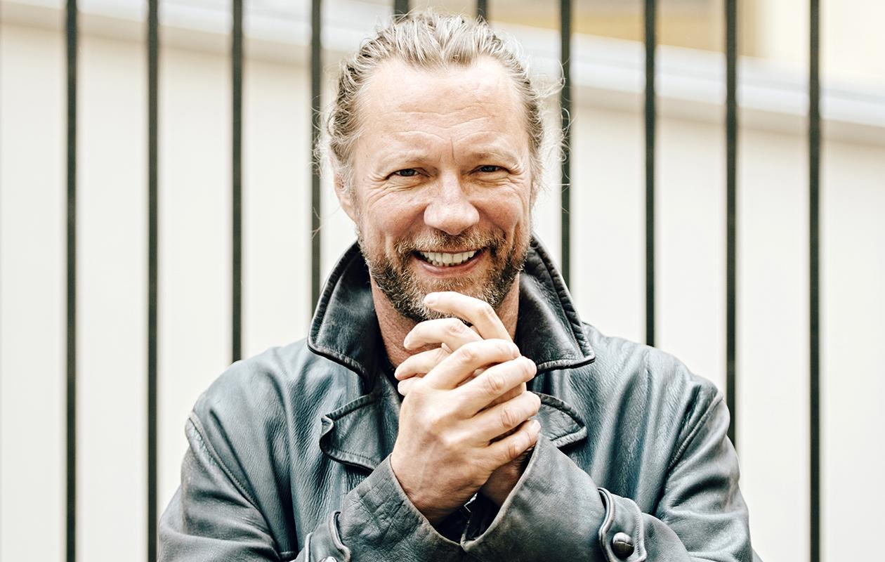 Antti Reini jätti päihteet 15 vuotta sitten.