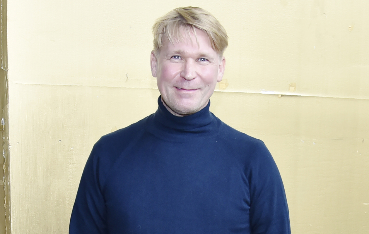 Matti Ristinen nähdään Kaikki synnit -sarjassa ja tulevassa Syke-elokuvassa.