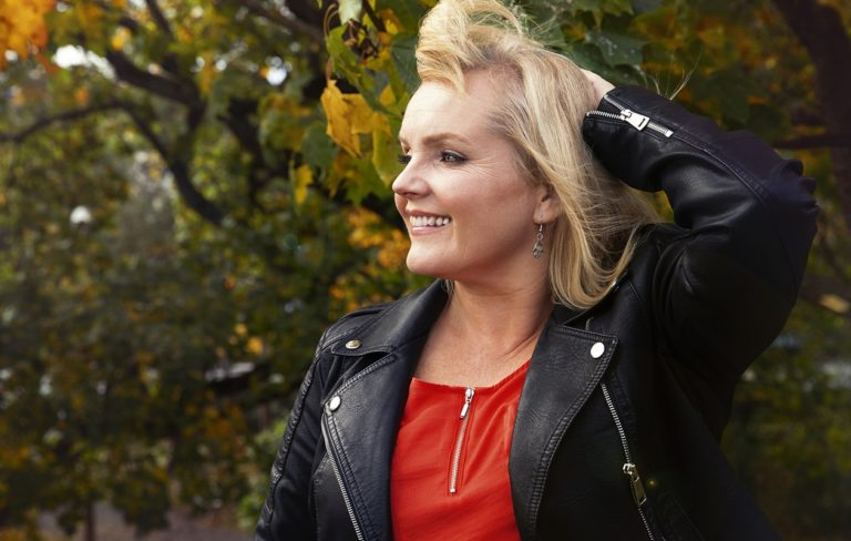 Nina Tapio nauttii nyt vapaudestaan, vaikka yksin olemisessa onkin opettelemista.