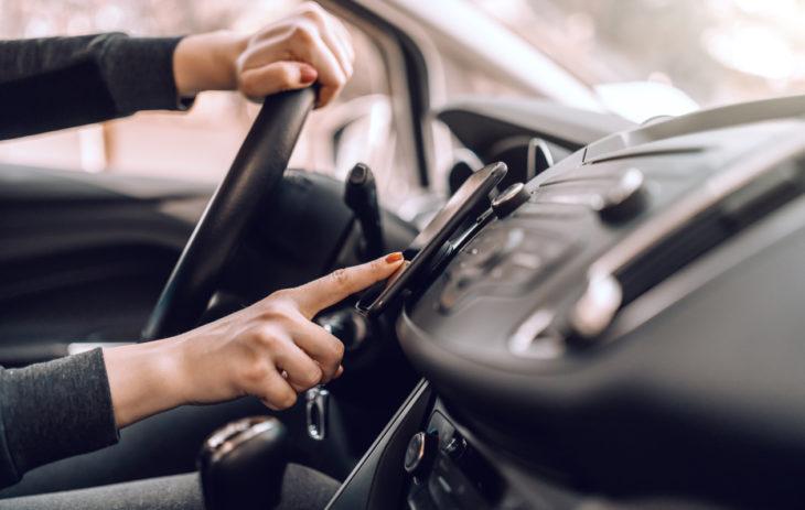 Jo muutama ajotunti antaa varmuutta ajamiseen.