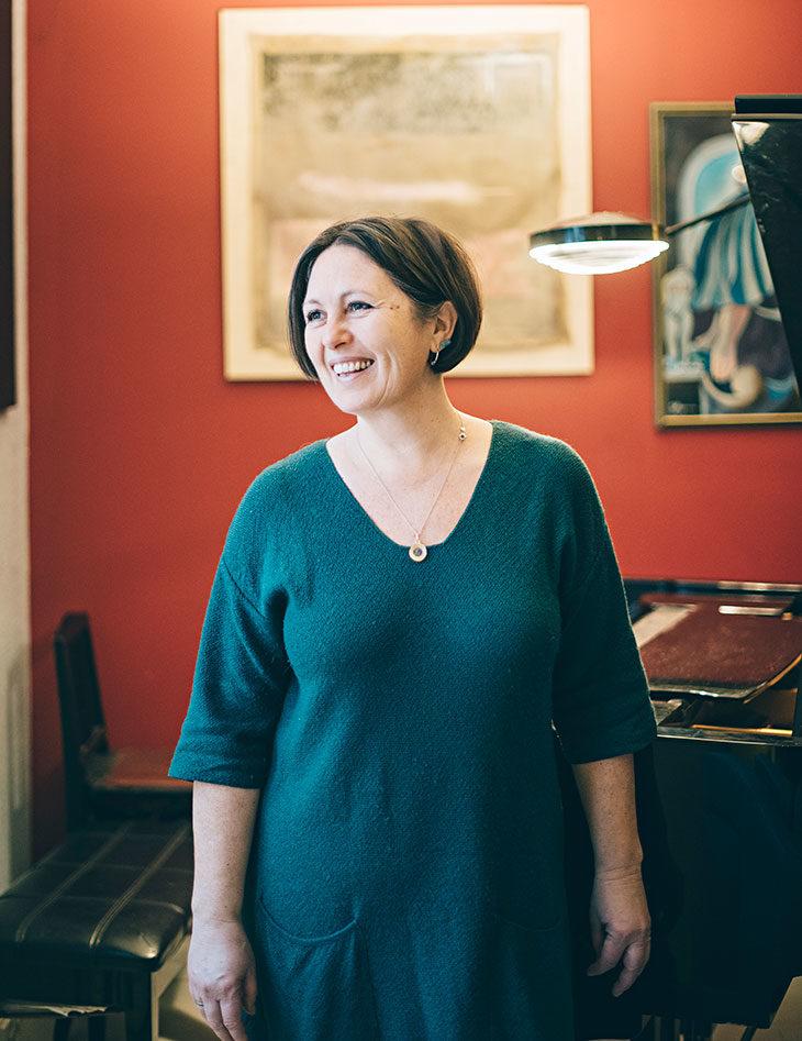 Marianna Stolbowilla on uusi rakkaussuhde.