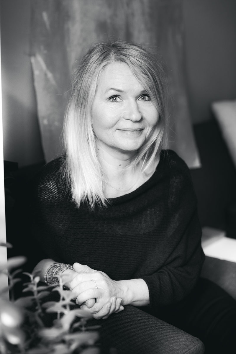 Minna Mercke Schmidt sai kukista ammatin.