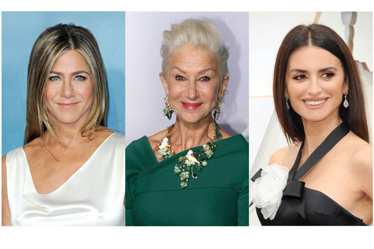 Jennifer Aniston, Helen Mirren ja Penelope Cruz tietävät, miten iho ja meikki näyttävät hehkuvan kuulailta ja luonnollisilta. Kokosimme vinkit, joilla ihon saa säteilemään niin kuin valkokankaan tähdillä.