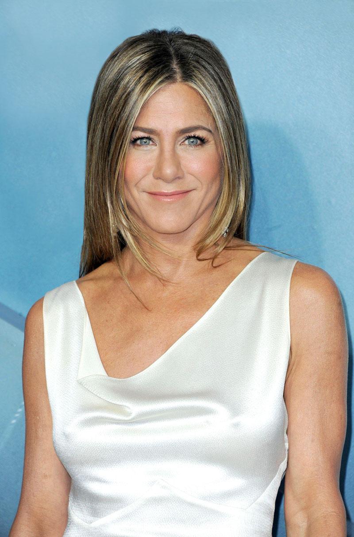 Iho saa nyt hehkua luonnollisena. Sen tietää myös Jennifer Aniston.