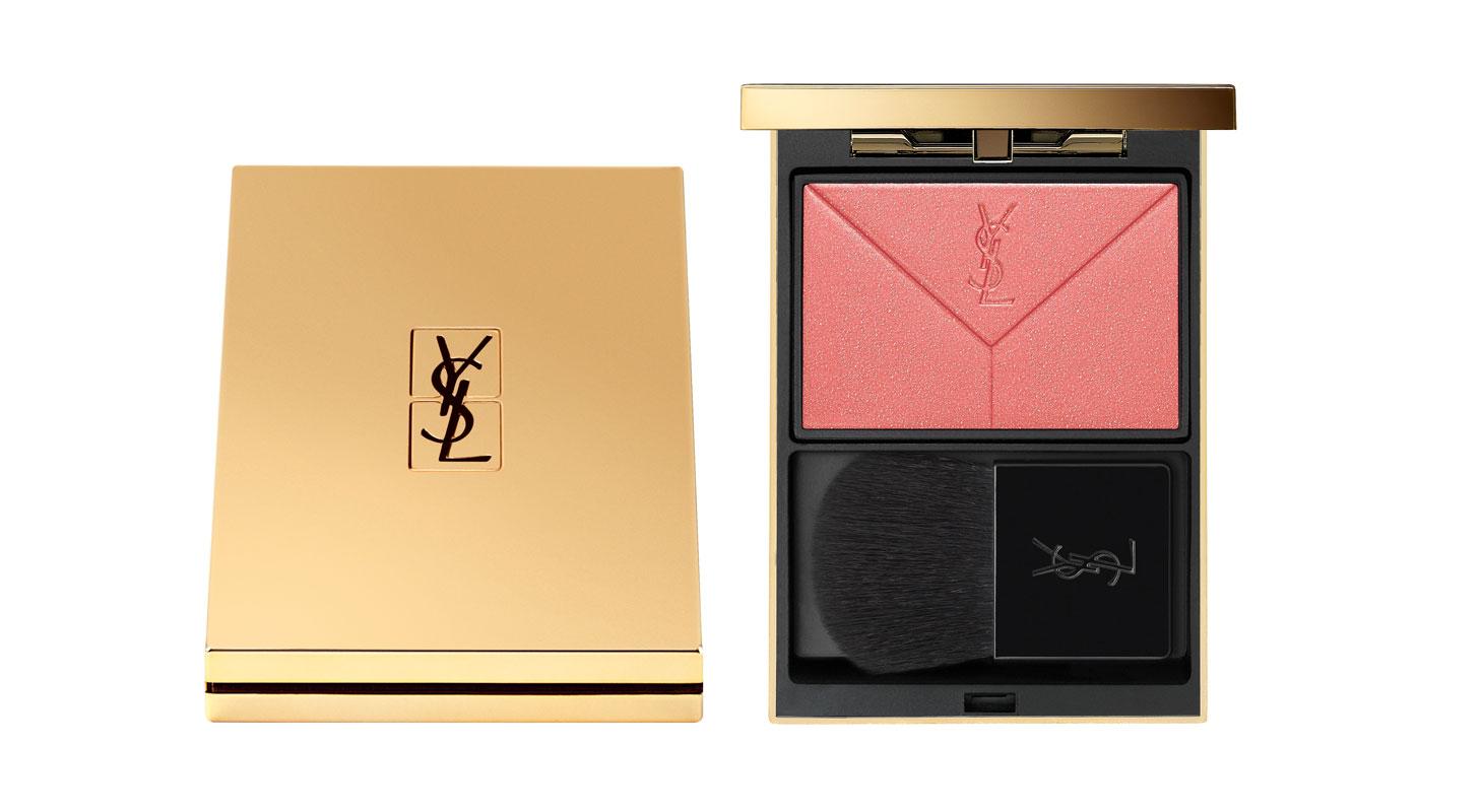 Yves Saint Laurent Couture Blush -poskipuna antaa poskille raikkaan ja luonnollisen sävyn, 52 e.