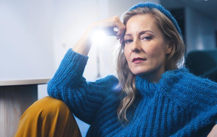 Mariska on vahvan yksinhuoltajaäidin kasvattama nainen.