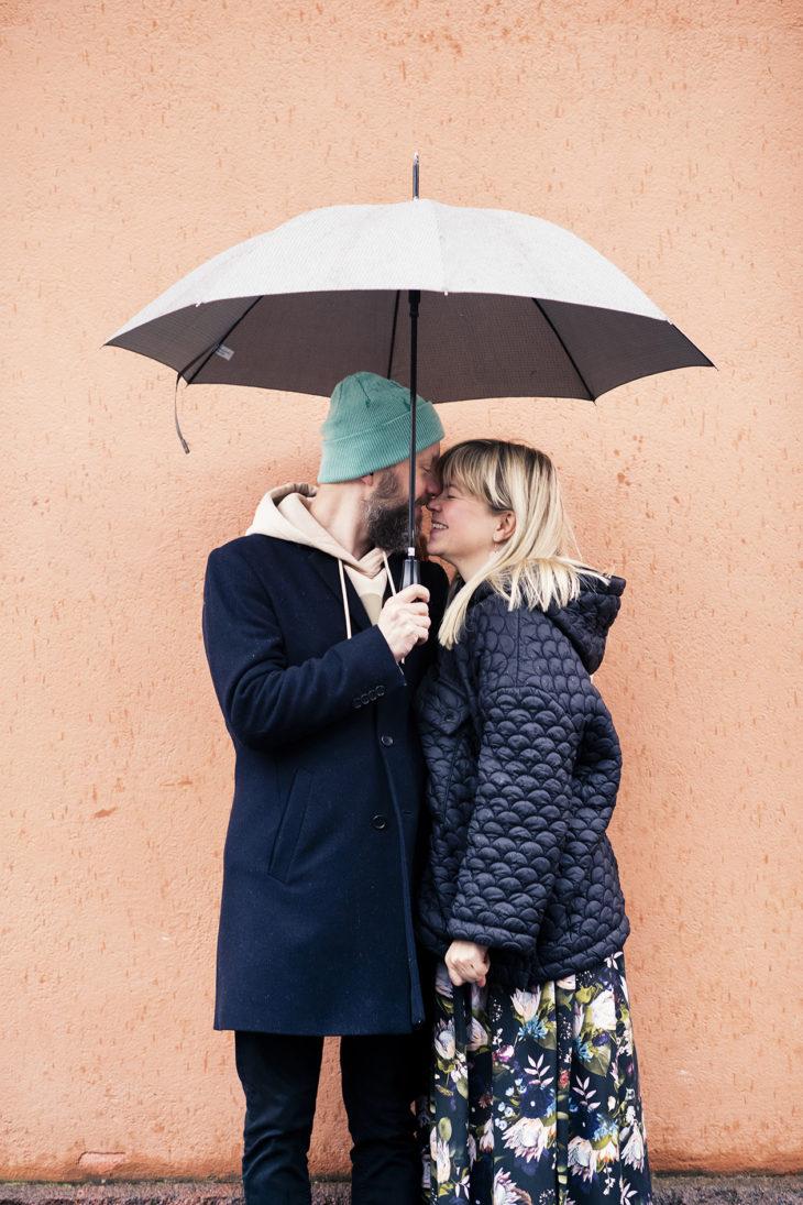Miki Leskinen ja Tiina Arponen ovat eläneet erillisuhteessa kaksi ja puoli vuotta.