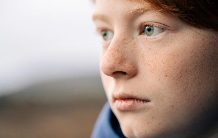 Uhriutuminen – kuvassa lapsi
