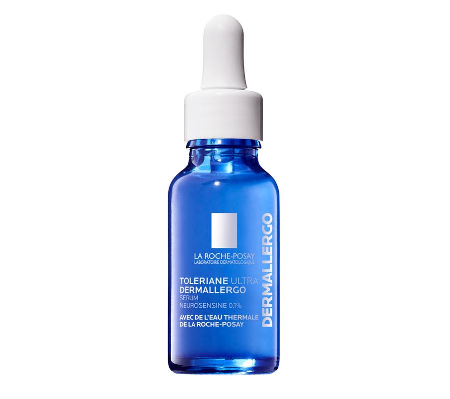 Hajusteeton La Roche-Posay Toleriane Ultra Dermallergo -seerumi on kehitetty herkälle ja herkästi reagoivalle iholle, 20ml 34e.