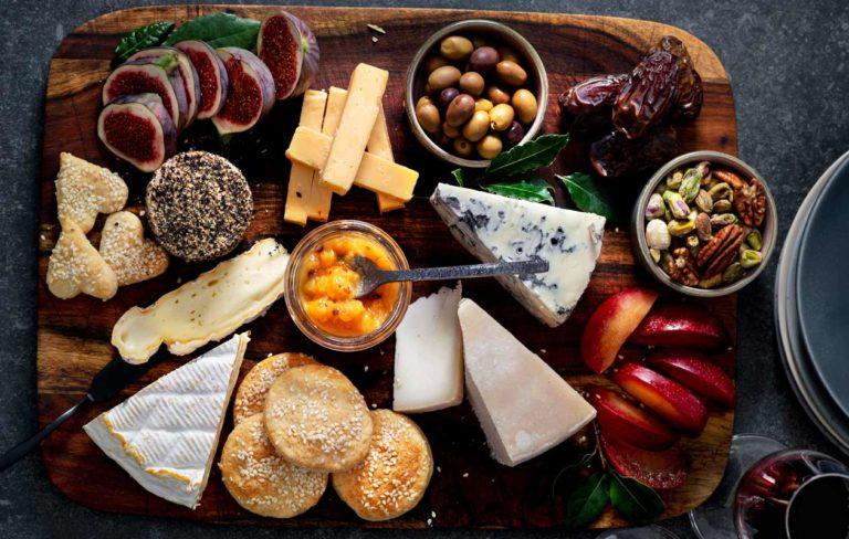 juustotarjotin