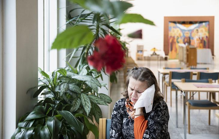 Emilia Kallonen on ohjannut myös sururyhmiä ortodoksisessa seurakunnassa ja syöpäyhdistyksessä.– On viisautta työstää omaa suruaan.