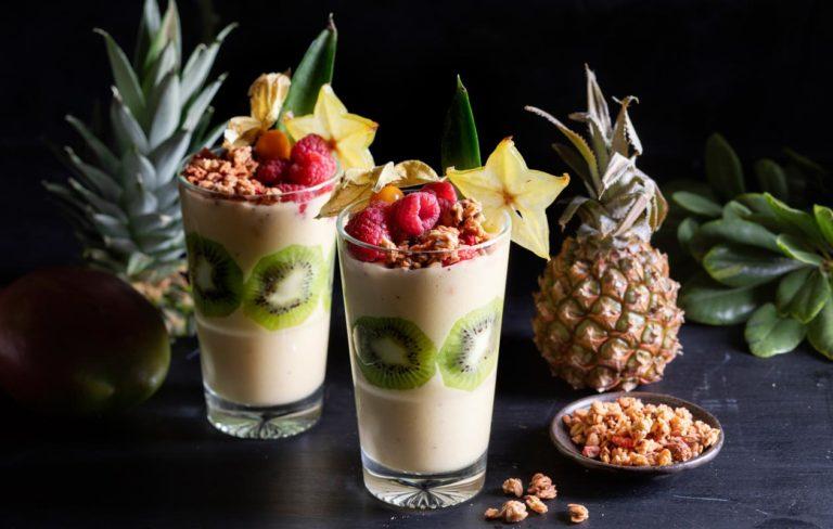 hedelmäsmoothie