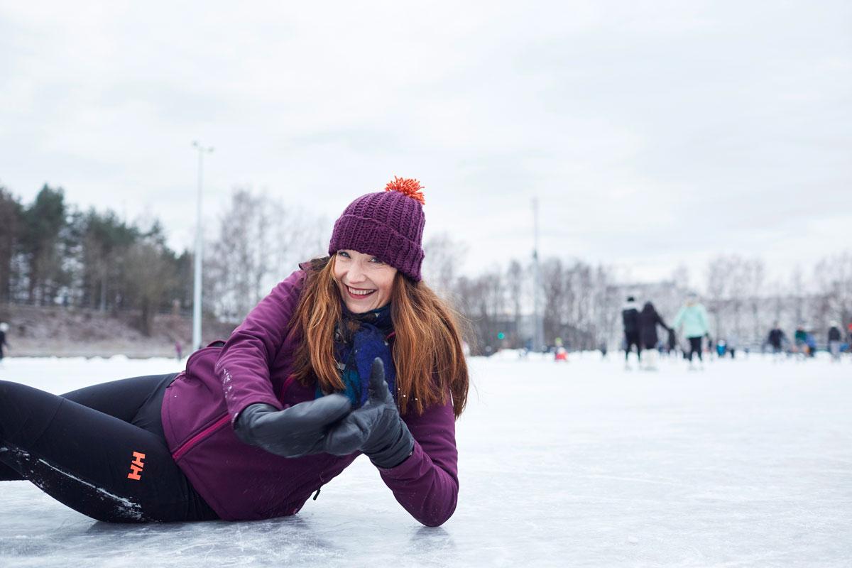 Johanna Vuoksenmaa on hormonikorvaushoitojen iloinen käyttäjä