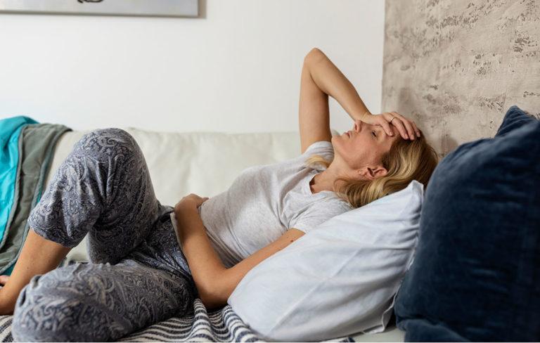 Kun esivaihdevuodet eli premenopaussi alkaa, kuukautiset voivat muuttua monella tapaa.