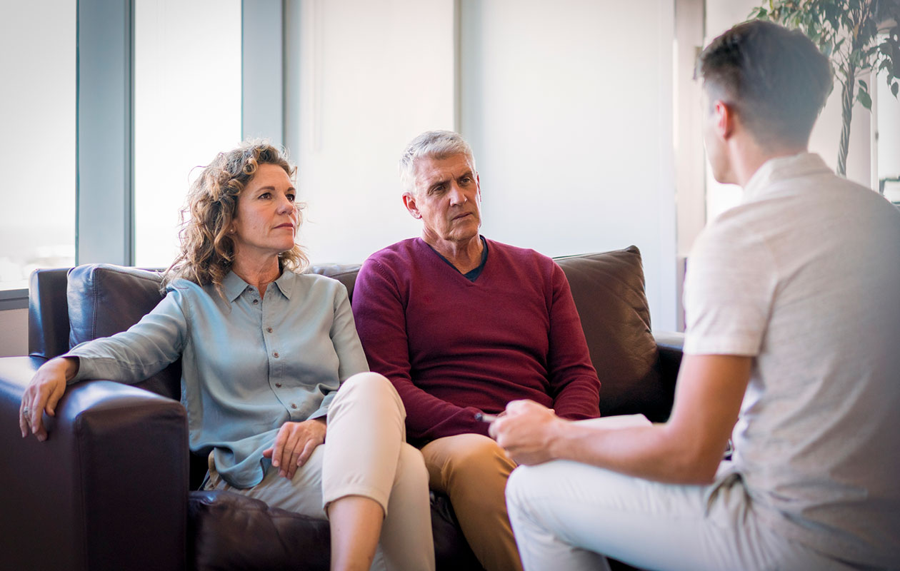 Jos parisuhde halutaan päättää, eroterapia tähtää mahdollisimman hyvään vuorovaikutukseen.