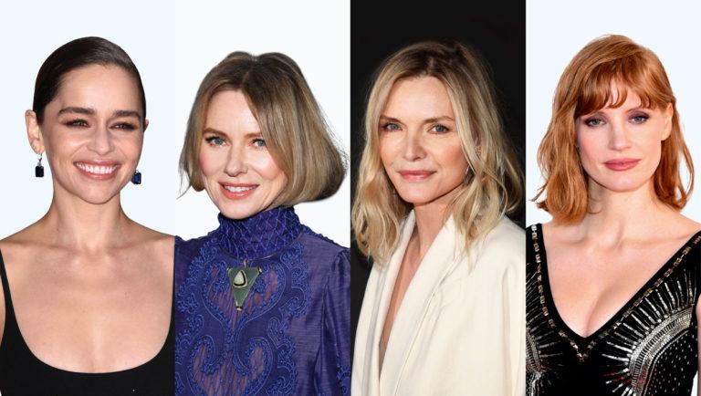 Hiustrendit 2021 Hollywood-tähtien tyyliin