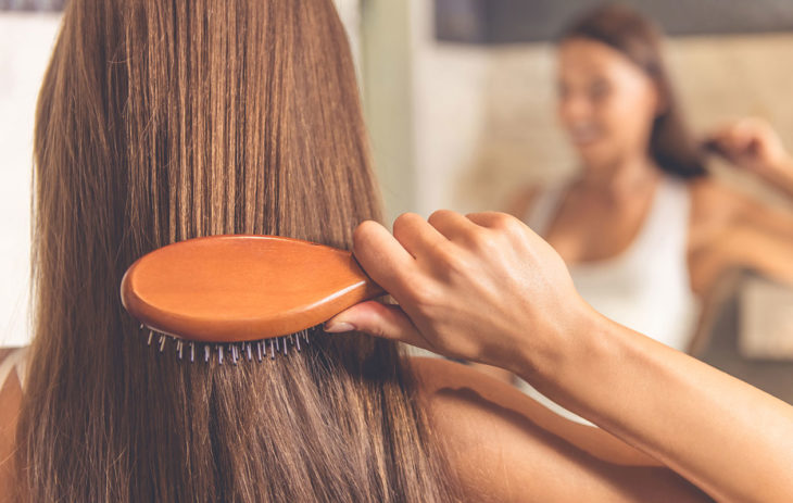 hiusten tehohoito kotona