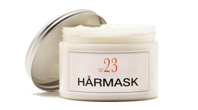 Bruns Products nr 23-hiusnaamiota saa myös bergamotin tuoksuisena, 350ml 40e.